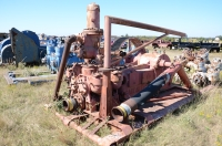 Gardner Denver FXZ duplex mud pump
