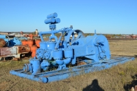 Gardner Denver GXQ duplex mud pump