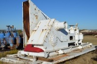 Wilson 800 duplex mud pump