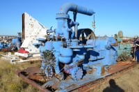 Gardner Denver FXK duplex mud pump