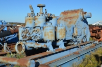 Wilson 1250 duplex mud pump