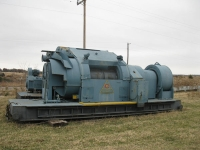Continental Emsco C2 Electric Drawworks