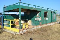 Dog House and Generator house oilfield