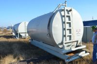 4000 gallon oilfield fuel tank