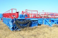 Oil drilling Mud pit system